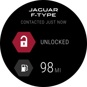 New Smart Watch Keeps Jaguar Land Rover Customers Cool
