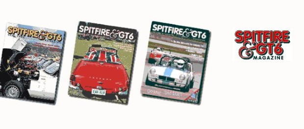 Spitfire and GT6 Magazine