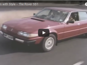 VotW - Rover SD1 - Design With Style