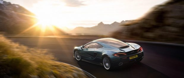 McLaren 570GT to make UK debut at the London Motor Show 2016