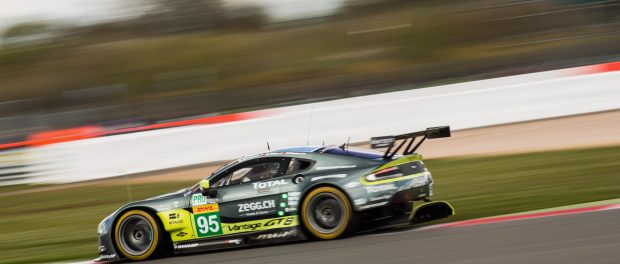 ASTON MARTIN RACING TAKES DOUBLE PODIUM AT FIA WEC SEASON OPENER 1