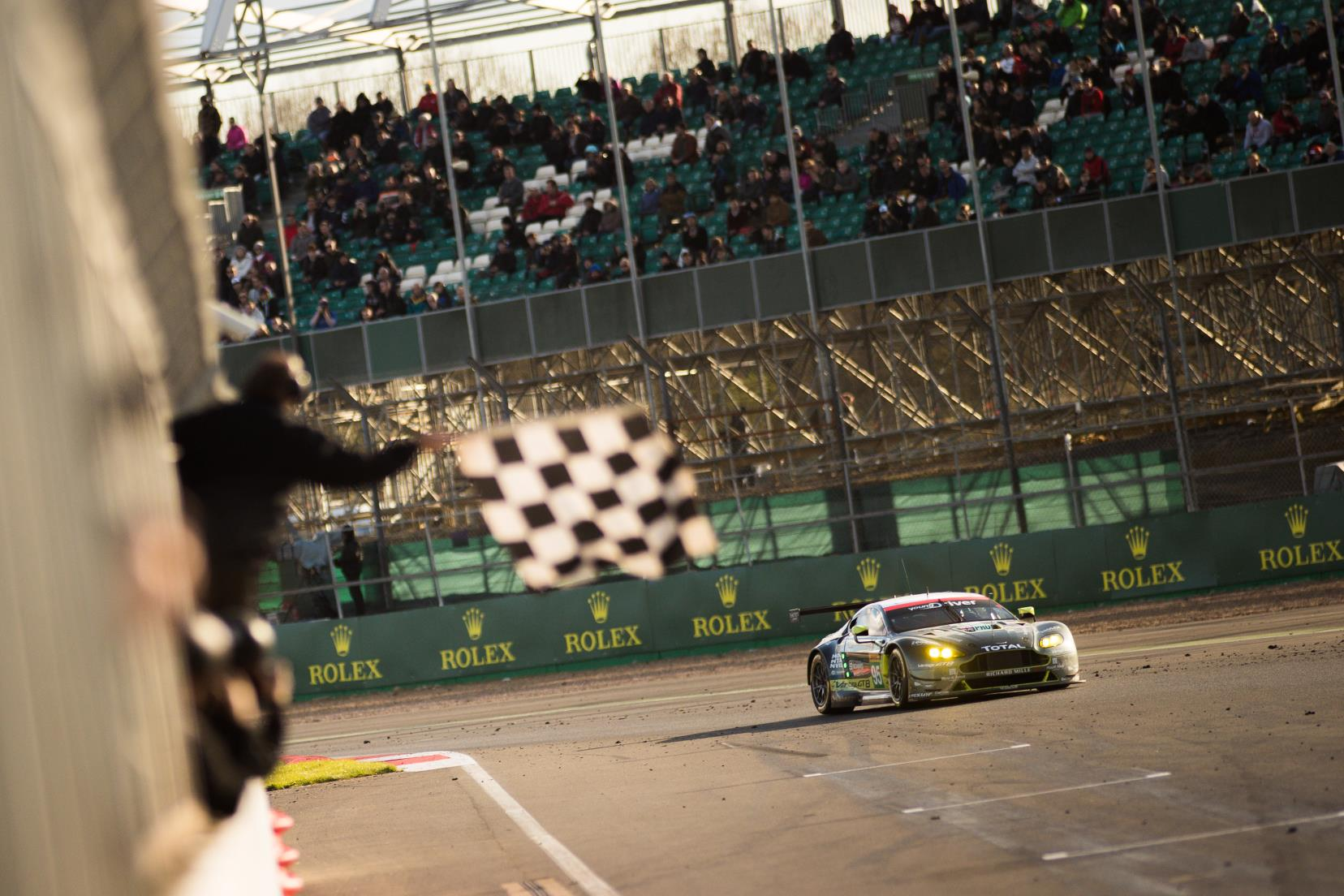 ASTON MARTIN RACING TAKES DOUBLE PODIUM AT FIA WEC SEASON OPENER 2