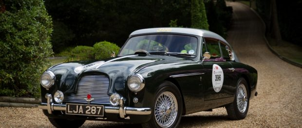 Aston Martin DB2-4 - Tracking Individual Classic Car Values with Classic Trader