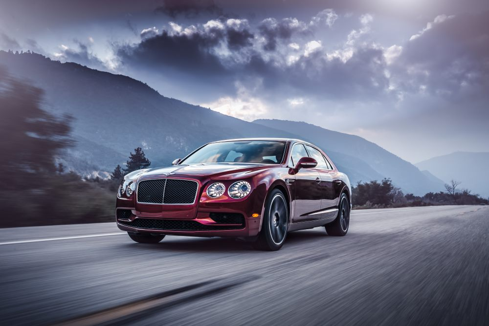 Bentley Showcasing Design Skills with Mulsanne, Flying Spur, and Bentayga in Beijing 1