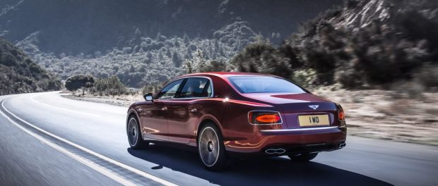Bentley Showcasing Design Skills with Mulsanne, Flying Spur, and Bentayga in Beijing 2
