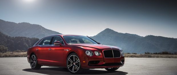 Bentley Showcasing Design Skills with Mulsanne, Flying Spur, and Bentayga in Beijing