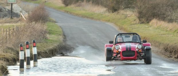 Caterham Cars confirms place at London Motor Show - Seven 420R
