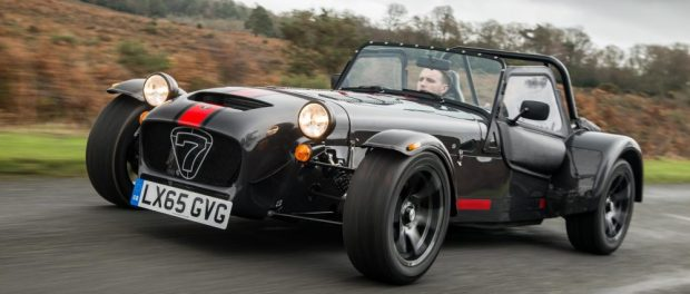 Caterham Cars confirms place at London Motor Show - Seven 620S