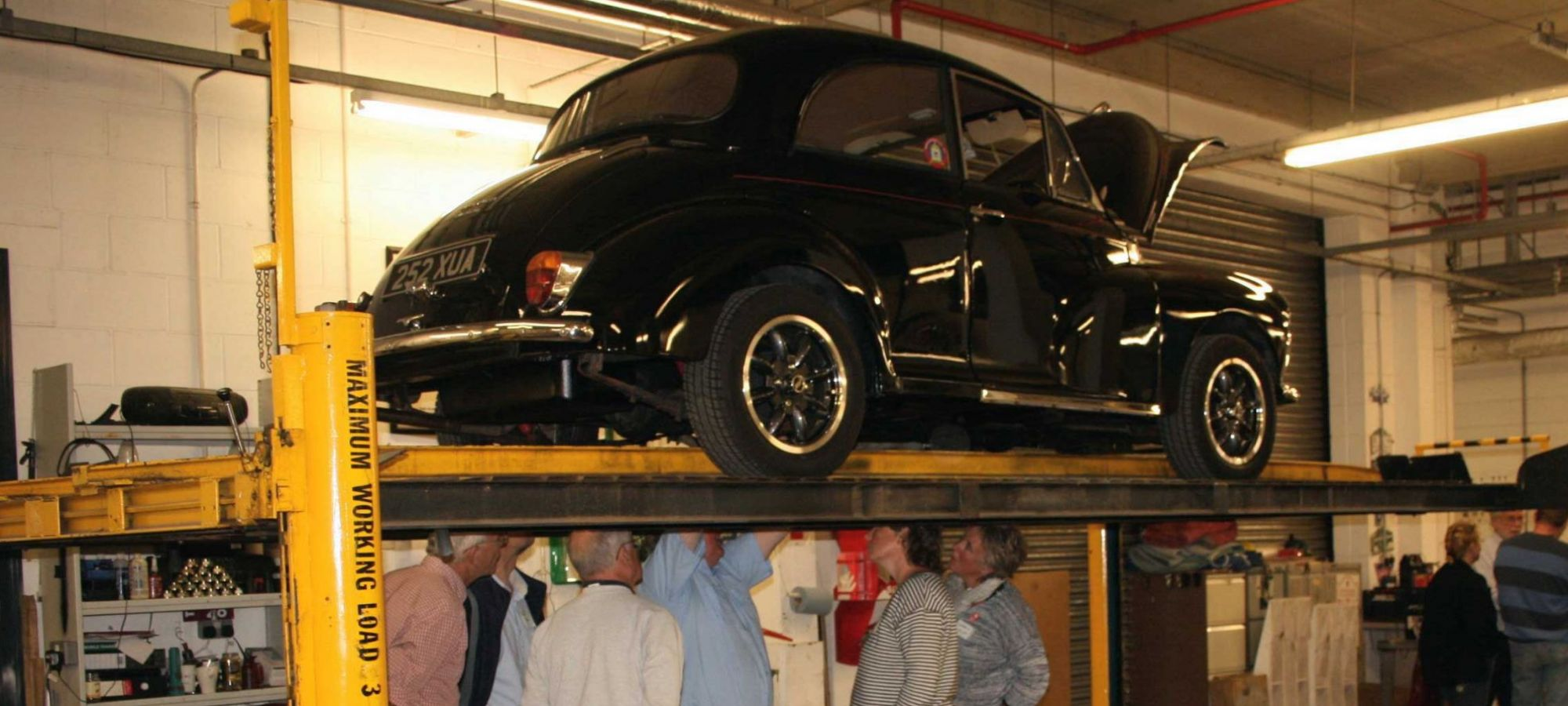 British Motor Museum Banbury Road Gaydon Warwickshire CV35 0BJ