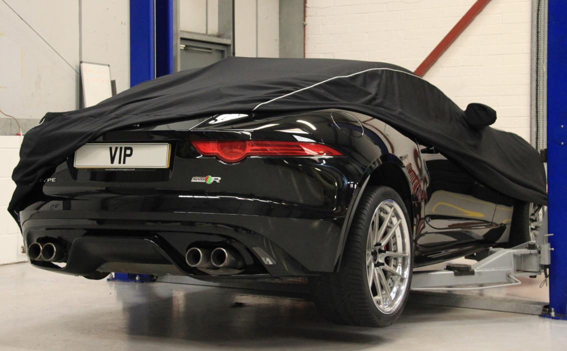 Jaguar F-Type Project Predator