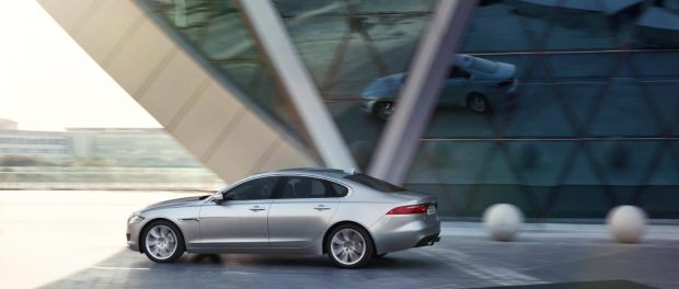 Jaguar XF continues winning streak with 'Best Executive Car' Award at Fleet World Honours