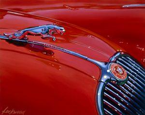 Lory Lockwood Jaguar XK150 J2