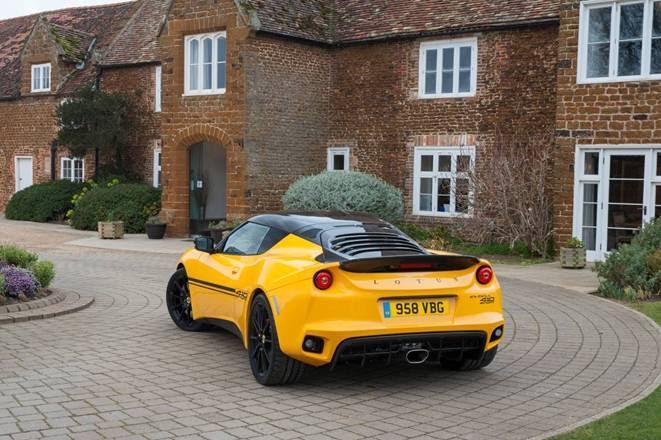 Lotus Evora Sport 410 a