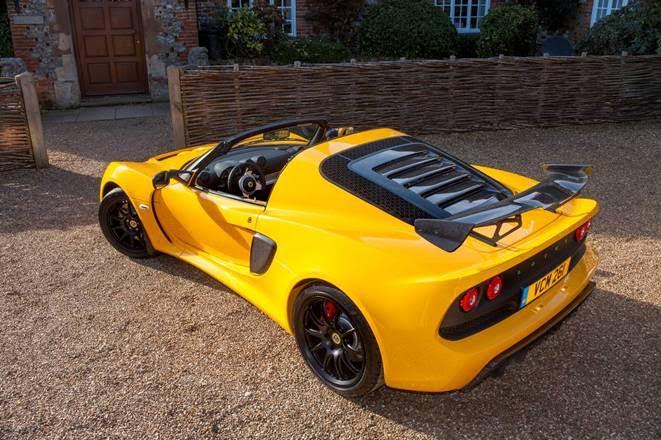 Lotus Exige Sport 350 Roadster (2)