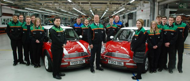 MINI Plant Oxford - 15 years of production