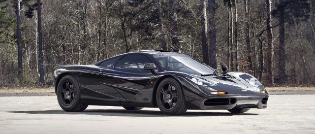 MSO presents Concours Condition McLaren F1