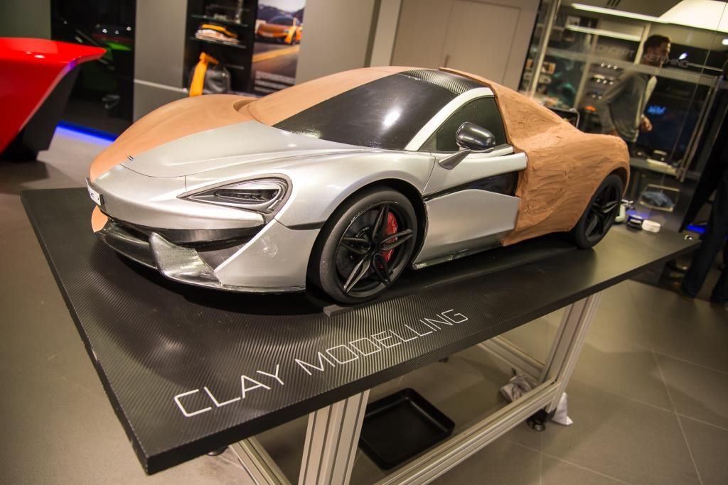 McLaren Automotive launches European Design Tour with opening event in Paris 5