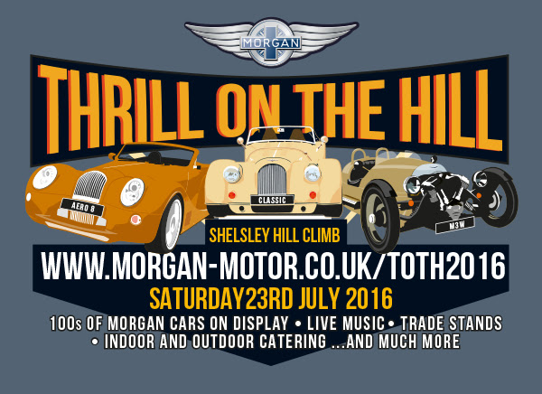 Morgan Thrill on the Hill
