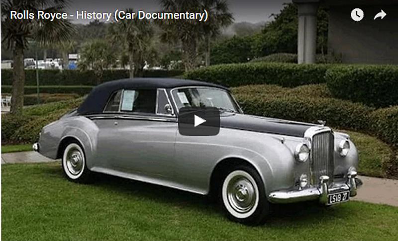 Rolls-Royce History