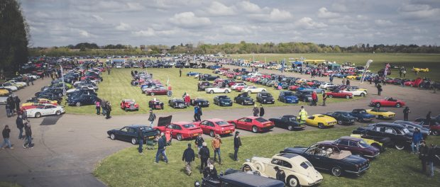 Sunday Scramble success in the Spring sunshine at Bicester Heritage 2