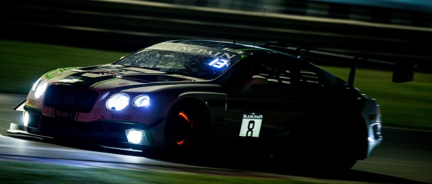 Bentley Motorsport's works team made its Blancpain Sprint Series Cup debut at Misano, this weekend, and won the first race of the event
