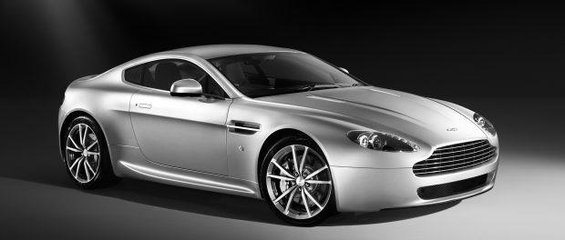 V8 Vantage - credit Aston Martin Heritage Trust