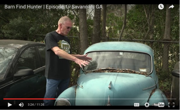 VotW - Barn Find Hunter with Tom Cotter