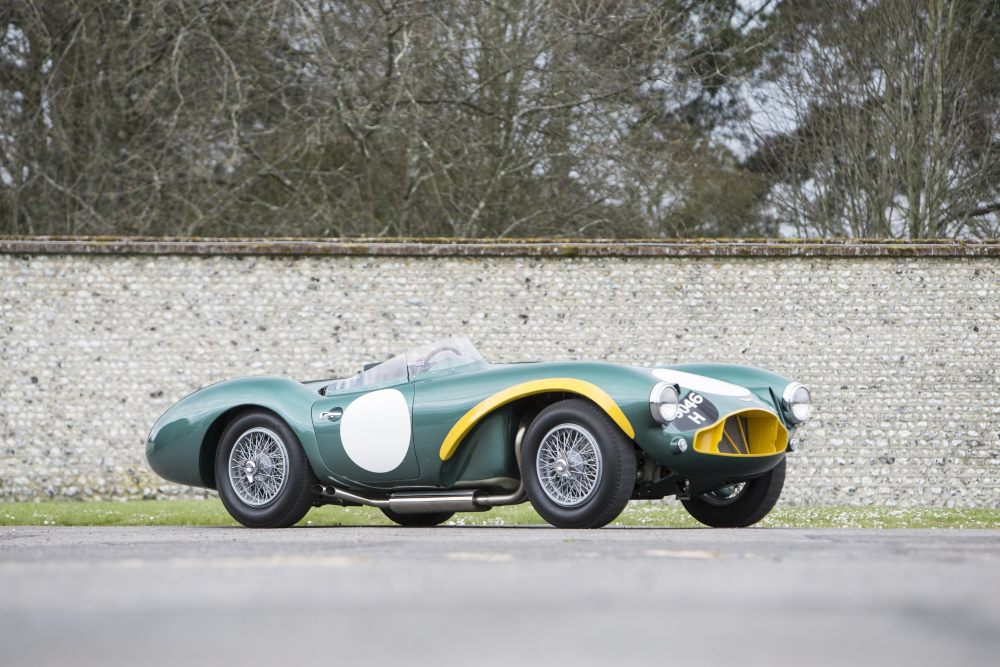 Aston Martin Db Race Car For Sale