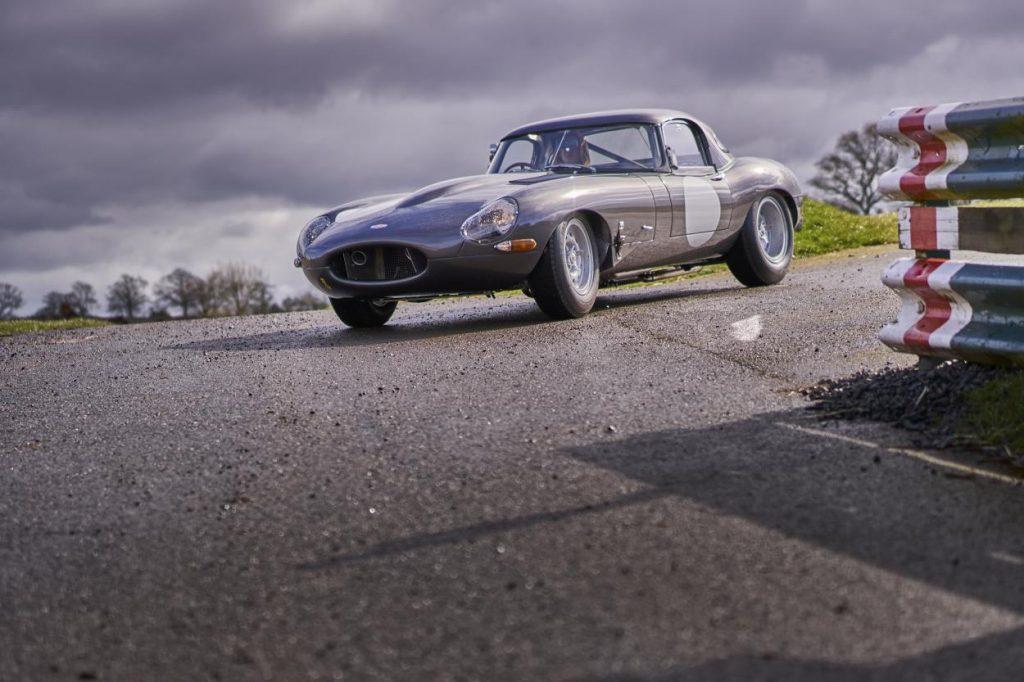2015 Jaguar Lightweight Etype Stratstone 1