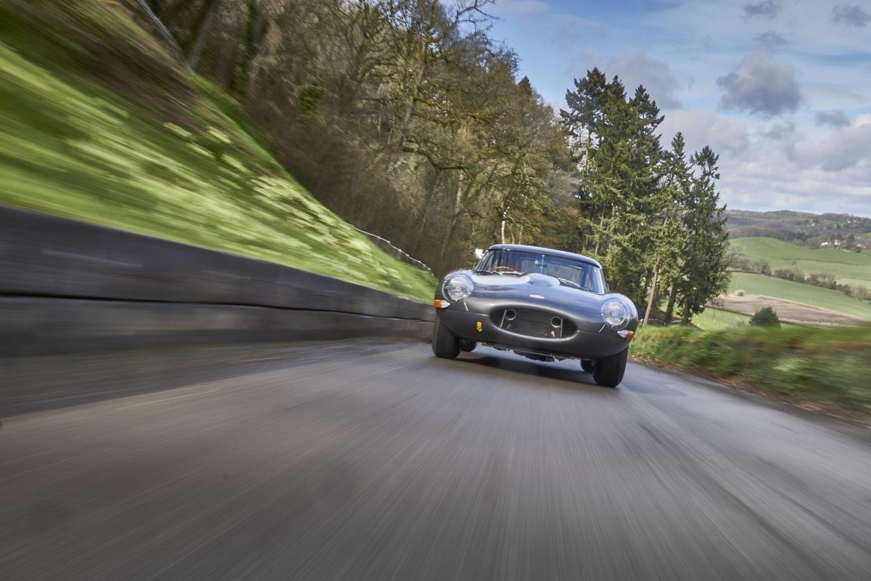2015 Jaguar Lightweight Etype Stratstone 2