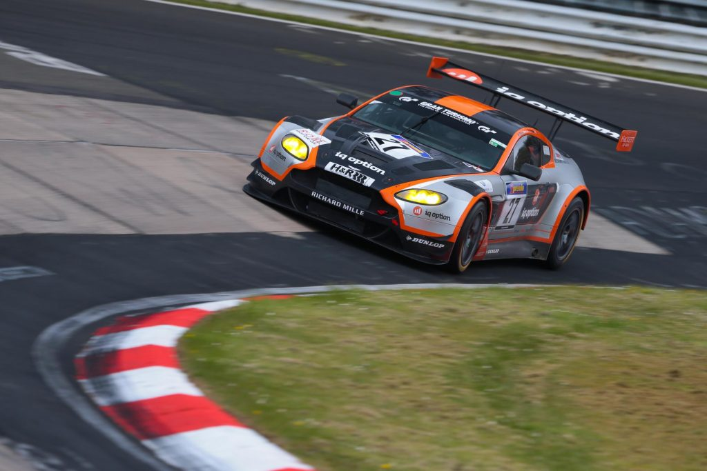 Aston Martin Fired Up To Take On 24 Hours Of Nurburgring Just British