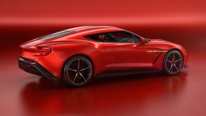 Aston Martin Vanquish Zagato Concept 05