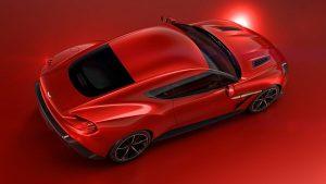 Aston Martin Vanquish Zagato Concept 07