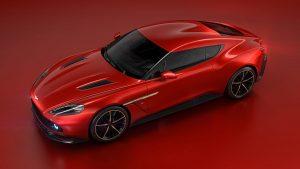 Aston Martin Vanquish Zagato Concept 08