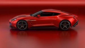 Aston Martin Vanquish Zagato Concept 09