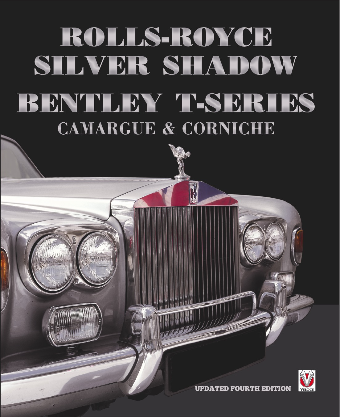 Book Release - Rolls-Royce Silver Shadow & Bentley T-Series