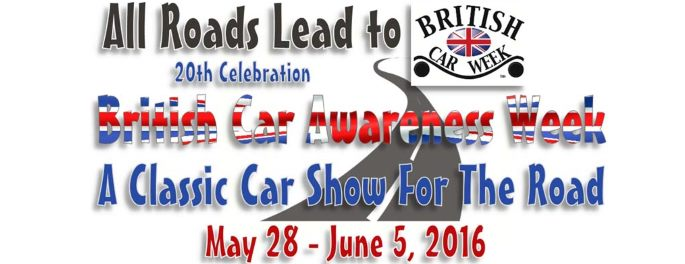 British Car Week - Awareness Week