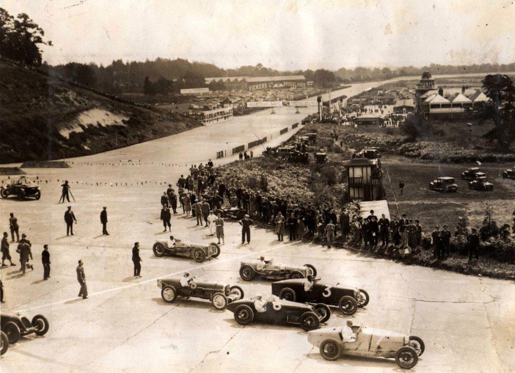 British Grand Prix 1926  RAC