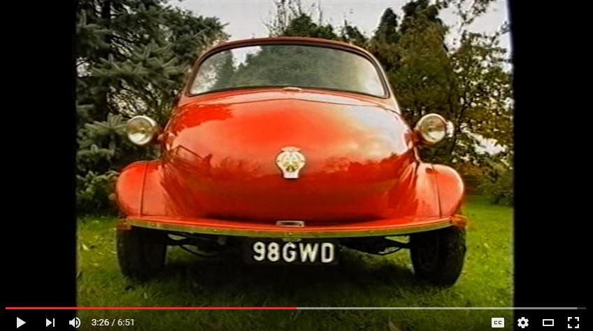 Classic British Microcars