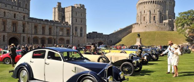 Concours of Elegance  Windsor 2012