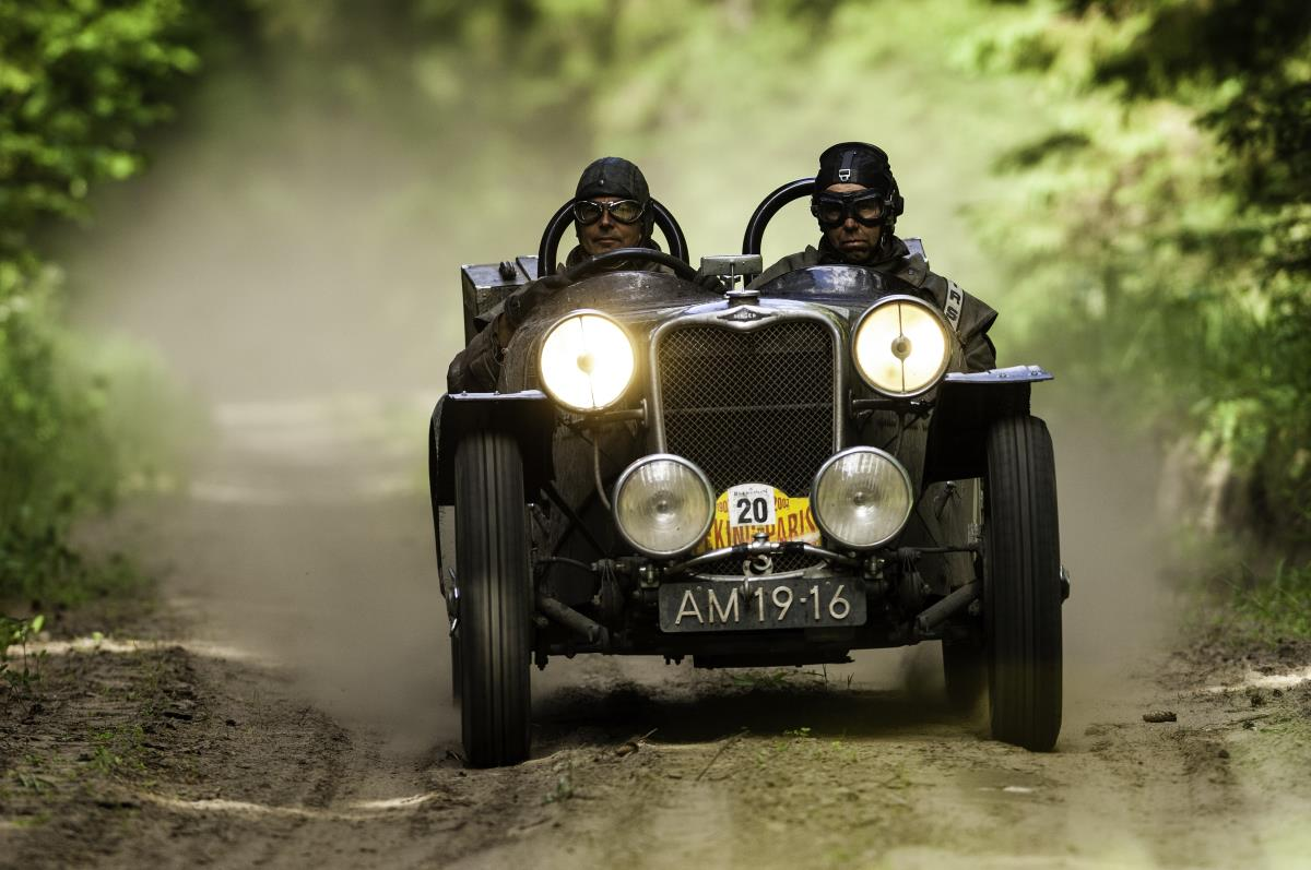 Endurance Rally Association launches Baltic Classic Rally 2
