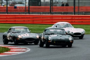 Victory at Jaguar Classic Challenge for Julian Thomas and Calum Lockie A
