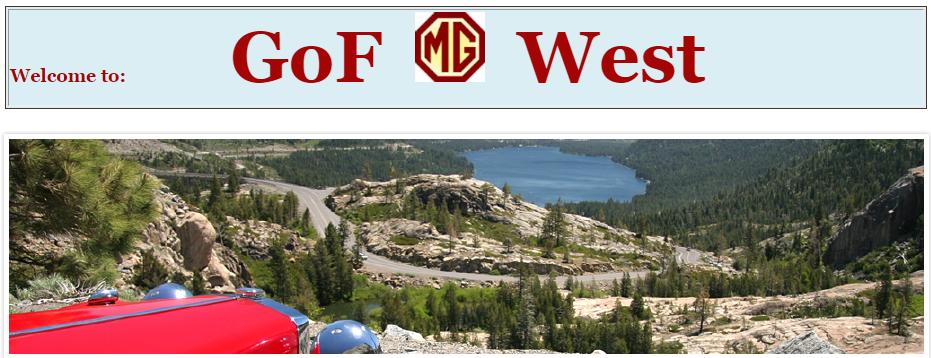 GOF West MG