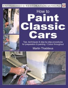 How to Paint Classic Cars