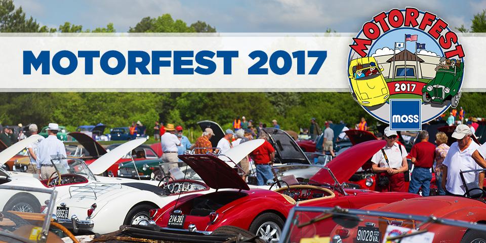 Moss Motorfest 2017