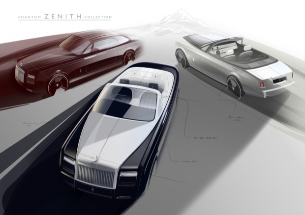 New Rolls-Royce Phantom Zenith Collection 1
