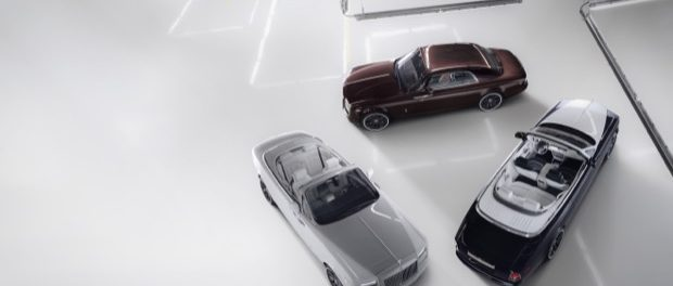 New Rolls-Royce Phantom Zenith Collection 2