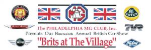 PA Brits at the Village 2016