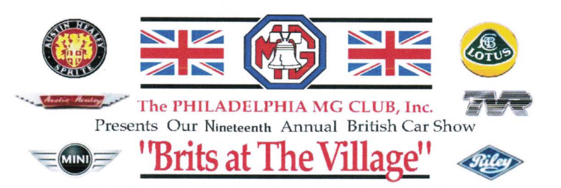 PA Brits at the Village 2016