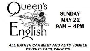 Queen's English Show and Autojumble